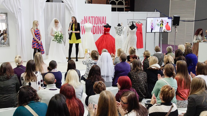 National Wedding Show Sunshine Models and Promotion Agency Modelling